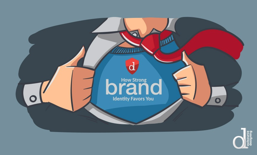 How Strong Brand Identity Favors You